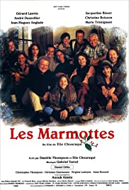 Les marmottes Poster