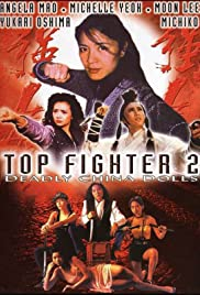 Top Fighter 2 Poster