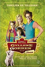 Hotell Gyllene Knorren - Filmen Poster