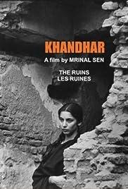 Khandhar(1984) Poster - Movie Forum, Cast, Reviews