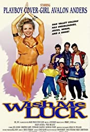 Wish Me Luck Poster
