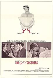 The Gay Deceivers (1969) Poster - Movie Forum, Cast, Reviews