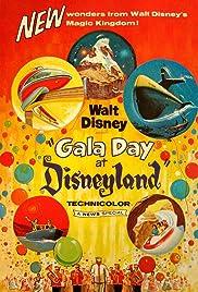 Gala Day at Disneyland Poster