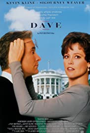 Dave (1993) Poster - Movie Forum, Cast, Reviews