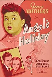 Angel's Holiday Poster