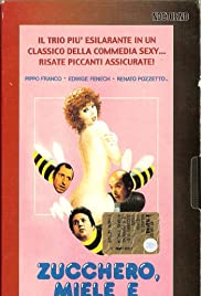 Zucchero, miele e peperoncino Poster