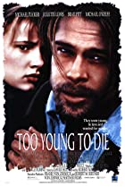 Image of Too Young to Die?
