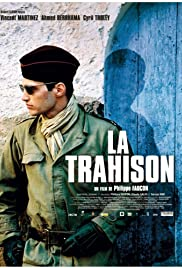 La trahison Poster