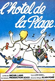 L'hôtel de la plage (1978) Poster - Movie Forum, Cast, Reviews