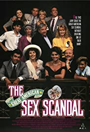 The Great American Sex Scandal Poster