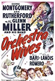 Orchestra Wives (1942) Poster - Movie Forum, Cast, Reviews