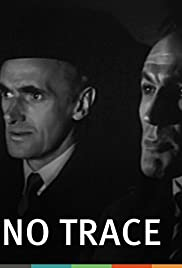 No Trace Poster