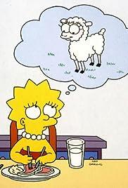 Lisa the Vegetarian Poster