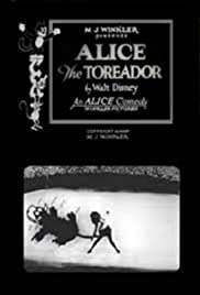 Alice the Toreador Poster