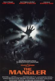 The Mangler (1995) Poster - Movie Forum, Cast, Reviews