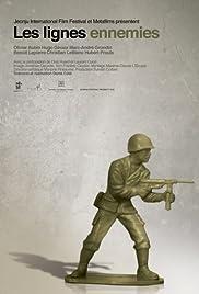 Les lignes ennemies Poster