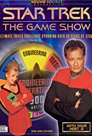 star trek the game show video game imdb star trek the game show poster