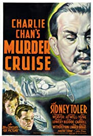 Charlie Chan's Murder Cruise Poster