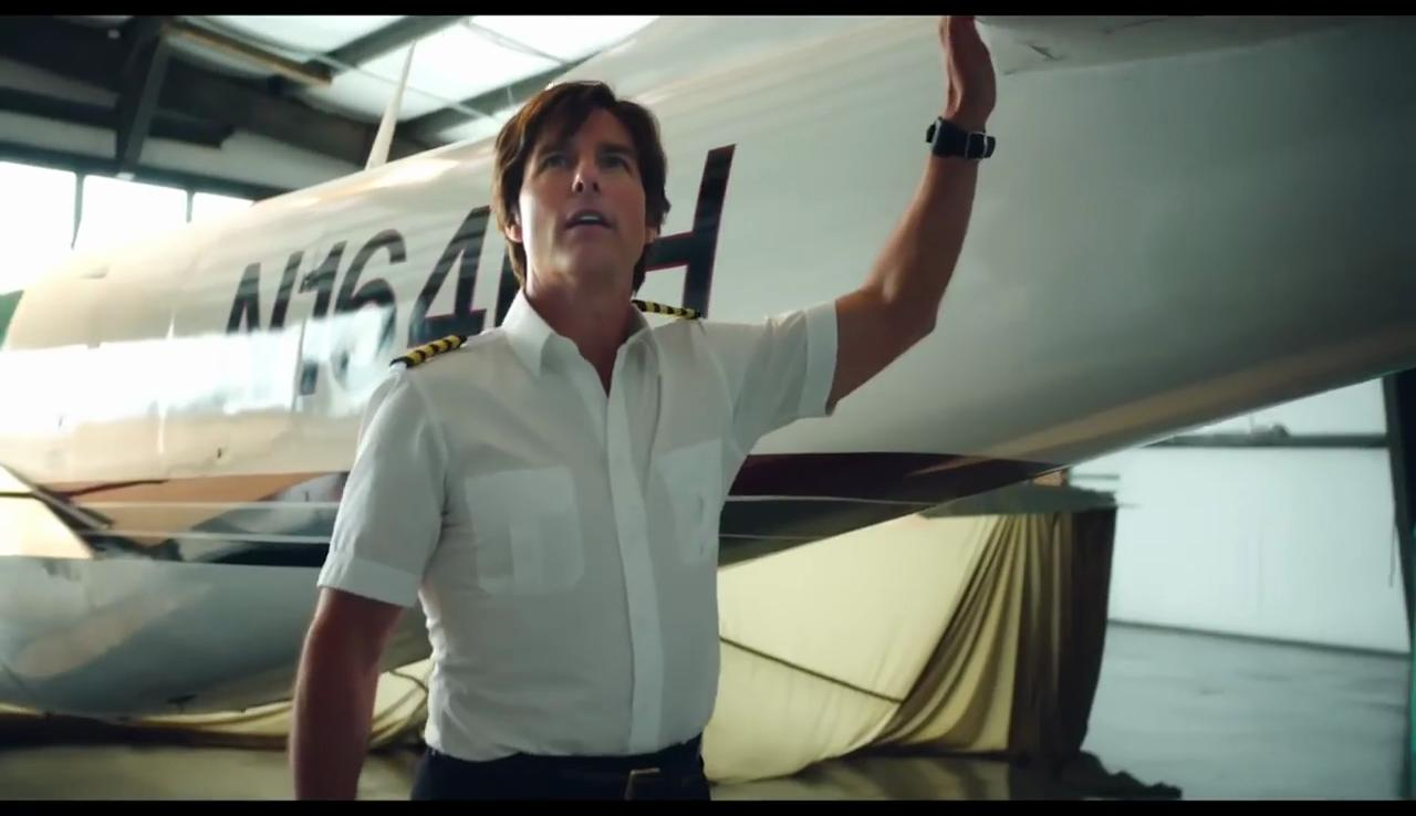 Tom Cruise in American Made (2017)