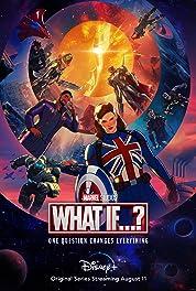 What If...? - Season 1 (2021) poster