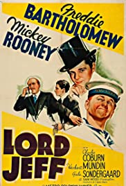 Lord Jeff (1938) Poster - Movie Forum, Cast, Reviews