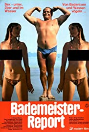 Bademeister-Report Poster