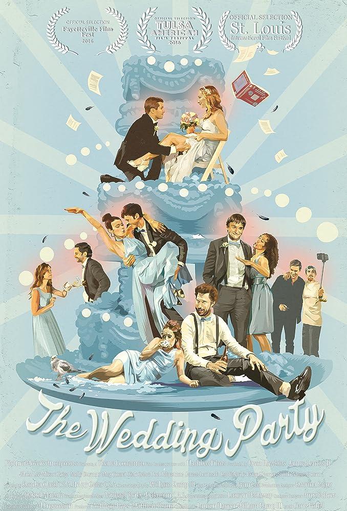 The Wedding Party 2016 1080p HEVC WEB-DL x265 1.4GB