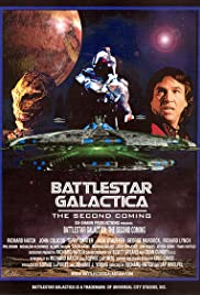 Battlestar Galactica: The Second Coming (1999) Poster - Movie Forum, Cast, Reviews