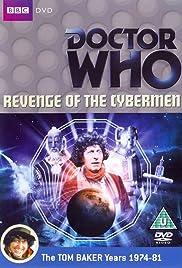 Revenge of the Cybermen: Part One Poster