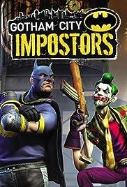 Gotham City Impostors Poster