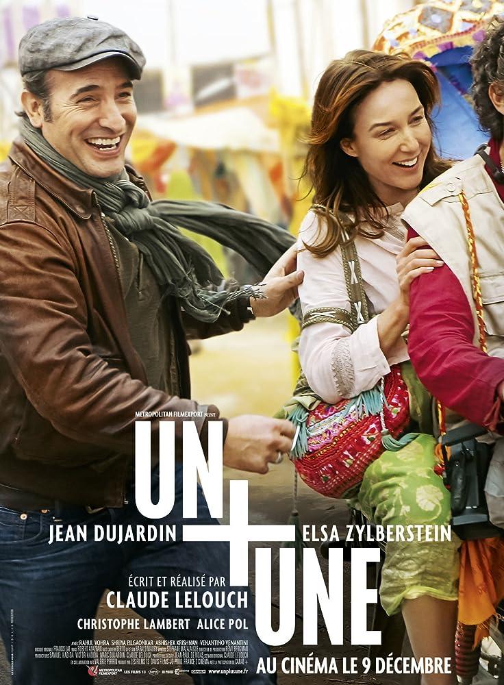 Vienas plius viena / Un + une / Un plus une (2015)