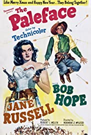 The Paleface (1948) Poster - Movie Forum, Cast, Reviews