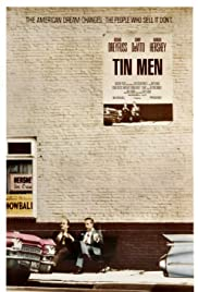 Tin Men (1987) Poster - Movie Forum, Cast, Reviews