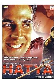 Hatya: The Murder Poster