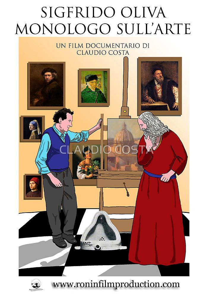 Sigfrido Oliva – Monologo sull'arte