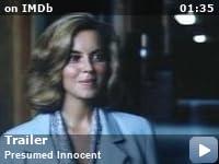 videos - Presumed Innocent Movie