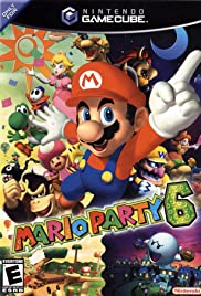 Mario Party 6 Poster