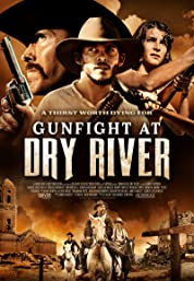 Gunfight at Dry River (2021) poster