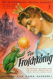 Der Froschkönig Poster