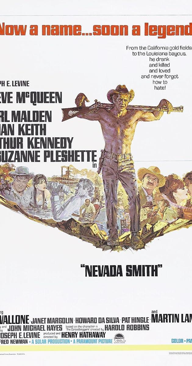 Nevada 1997 Film: Nevada Smith (1966)