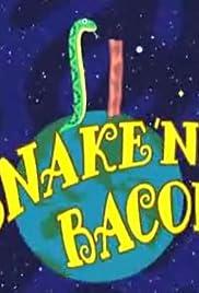 Snake 'n' Bacon Poster