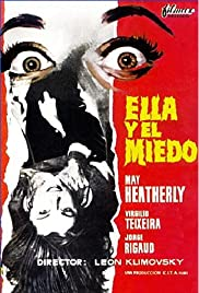 Ella y el miedo Poster