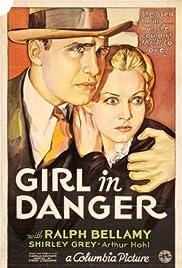 Girl in Danger Poster