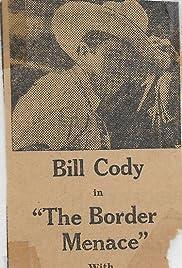 The Border Menace Poster