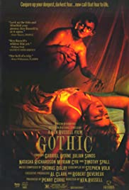Gothic (1986) Poster - Movie Forum, Cast, Reviews