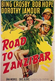 Road to Zanzibar (1941) Poster - Movie Forum, Cast, Reviews