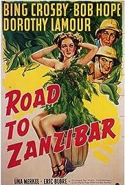 Road to Zanzibar(1941) Poster - Movie Forum, Cast, Reviews