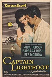 Captain Lightfoot (1955) Poster - Movie Forum, Cast, Reviews