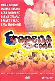 Erogena zona Poster
