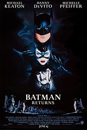 Batman Returns poster